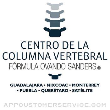 Centro de la Columna Vertebral Customer Service