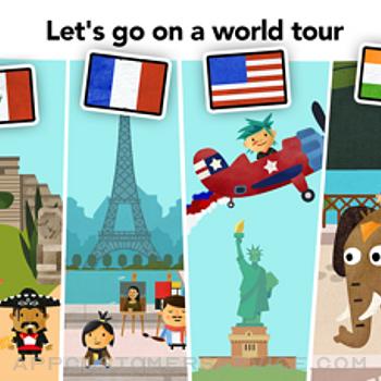 Fiete World for schools iphone image 2