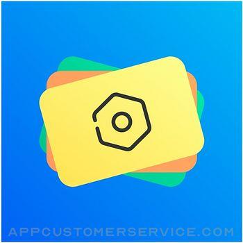 Dashboard for Karty Customer Service
