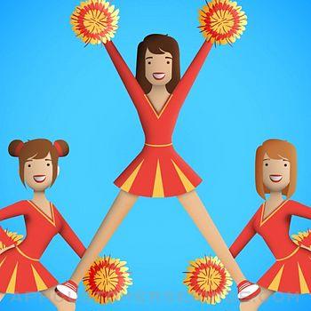 Cheerleader Run 3D Customer Service