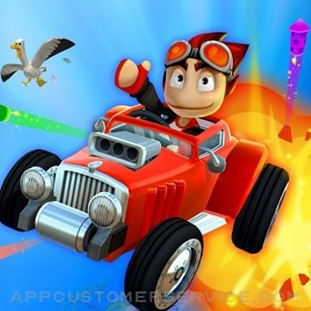 Beach Buggy Racing 2: IA Customer Service