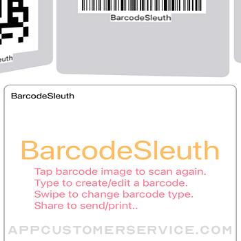 BarcodeSleuth iphone image 1