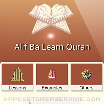 Alif Ba Learn Quran ipad image 1