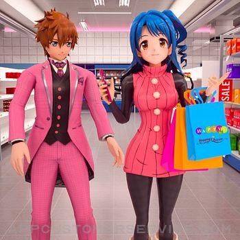 Sakura Shopping Simulator 3D Customer Service