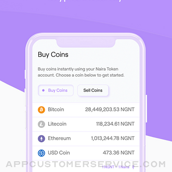 Buycoins - Buy & Sell Crypto iphone image 2
