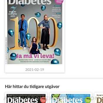 Allt om Diabetes iphone image 1