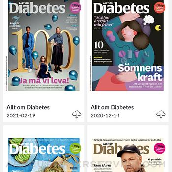 Allt om Diabetes iphone image 2
