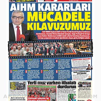 Aydınlık E-Gazete iphone image 2