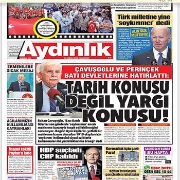 Aydınlık E-Gazete iphone image 3
