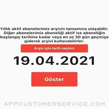 Aydınlık E-Gazete iphone image 4