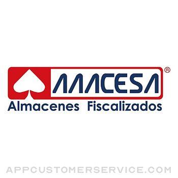AAACESA Móvil Customer Service