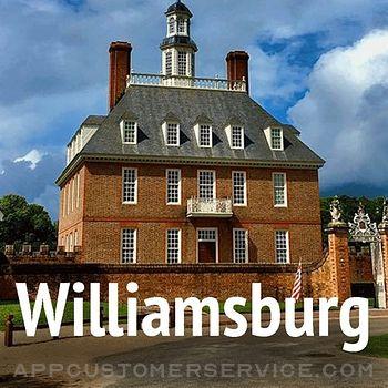 Colonial Williamsburg History Customer Service