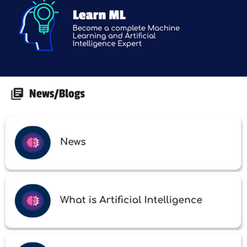 Learn Machine Learning iphone image 1