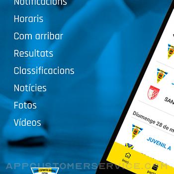 ABRERA CLUB ESPORTIU iphone image 2