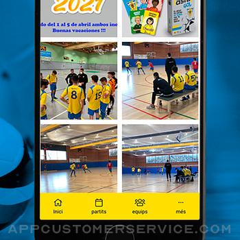 ABRERA CLUB ESPORTIU iphone image 4