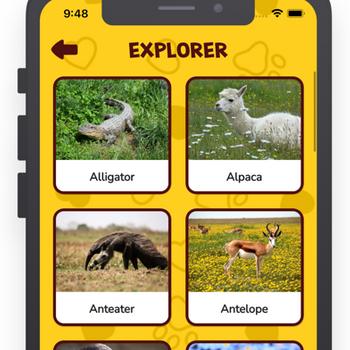Bingoo Jungle Sounds iphone image 2