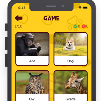 Bingoo Jungle Sounds iphone image 4