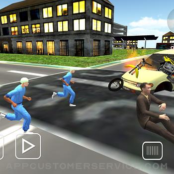 Ambulance Car Doctor Mission ipad image 2