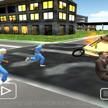 Ambulance Car Doctor Mission iphone image 2