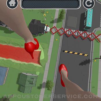 BigFoot! ipad image 2