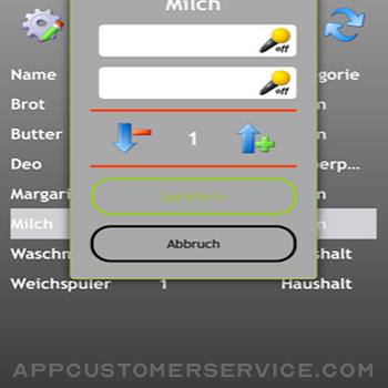 EniShoppingList iphone image 3