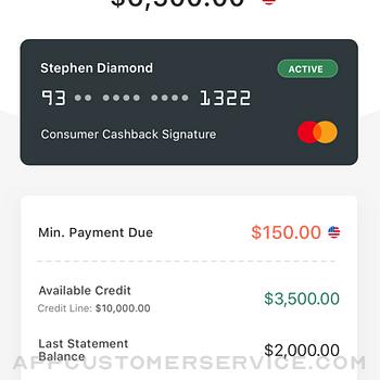 CBTC - Credit Card iphone image 2