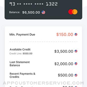 CBTC - Credit Card iphone image 3