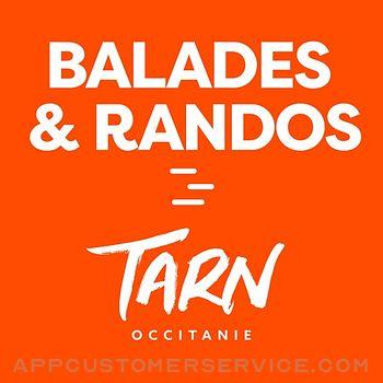 Balades Randos Tarn Customer Service