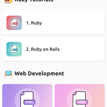 Learn Ruby Programming 2021 iphone image 2