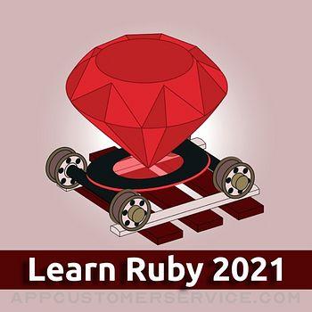 Learn Ruby Programming 2021 Customer Service