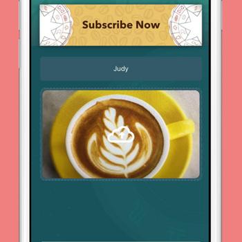 Coffee & Bakery iphone image 2