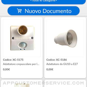 AlfaGroup catalogo e ordini ipad image 3