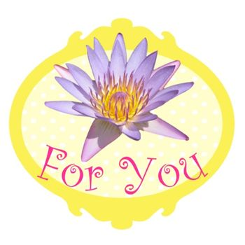 Flowers for you stickers! Customer Service