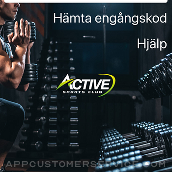 Active Sports Club Passbokning iphone image 3