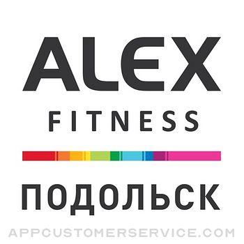 ALEX FITNESS Подольск Customer Service