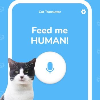 Cat Translator - Meow iphone image 2