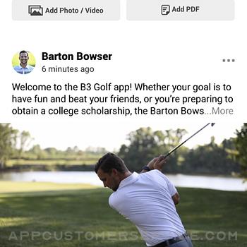 B3 Golf iphone image 1