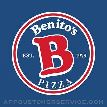 Benito's Rewards Customer Service