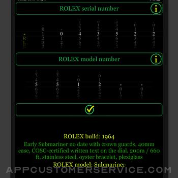 The ROLEX Enthusiast ipad image 2