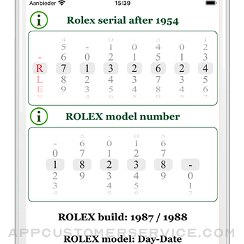 The ROLEX Enthusiast iphone image 1
