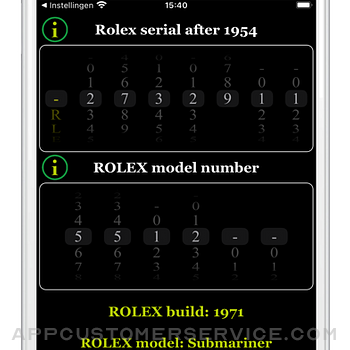 The ROLEX Enthusiast iphone image 2
