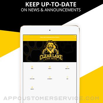 Clear Lake Schools ipad image 1
