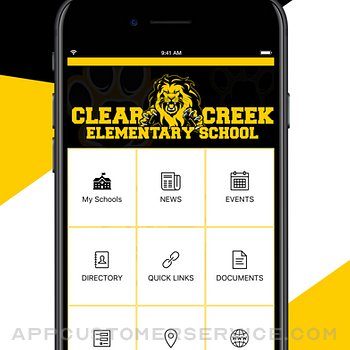 Clear Lake Schools iphone image 1