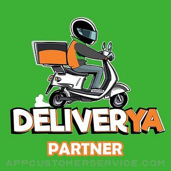 Deliverya Partner Customer Service