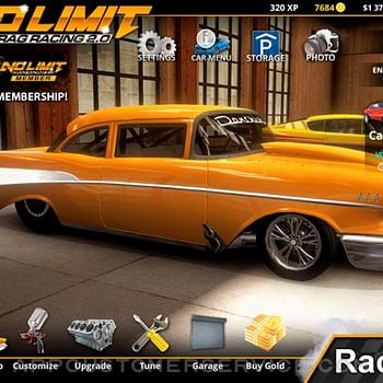 No Limit Drag Racing 2 ipad image 1