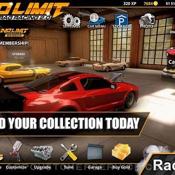 No Limit Drag Racing 2 ipad image 2