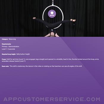 Aerial Arts App ipad image 2