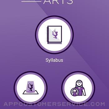 Aerial Arts App iphone image 1