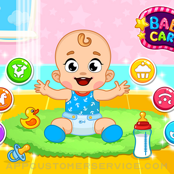 Baby Care Games for kids 3+ yr ipad image 1