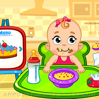 Baby Care Games for kids 3+ yr ipad image 3